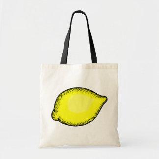 Limón gigante bolsa tela barata