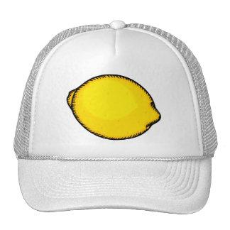 Limón grande gorras de camionero