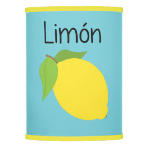 Lemon lamp shades zazzle limon lemon lamp shade aloadofball Image collections