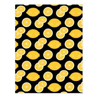 Limón Lemony de la limonada Postales