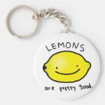 Limón Llaveros Personalizados