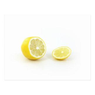 limón tarjetas postales