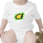 limón trajes de bebé