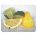 Limón y cal cuadernos grapados
