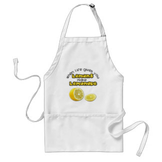 Limonada - delantal estándar
