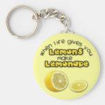 Limonada - llavero