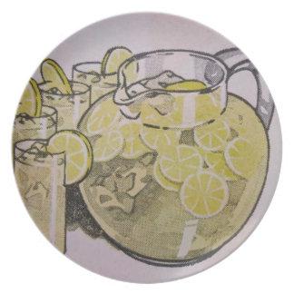 Limonada Platos Para Fiestas