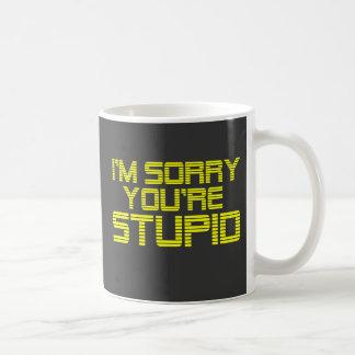 Limonada triste taza clásica