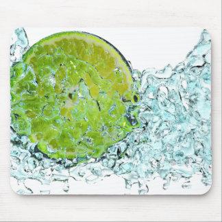 Limonenenscheibe Mouse Pad