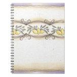 Limones - cuaderno