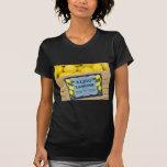 Limones de Aliso Camisetas