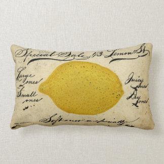 Limones especiales -1897 almohada