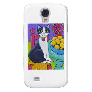 Limones Funda Para Galaxy S4