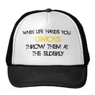 limones gorras
