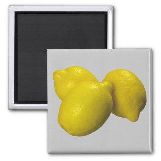 Limones Imán De Frigorifico