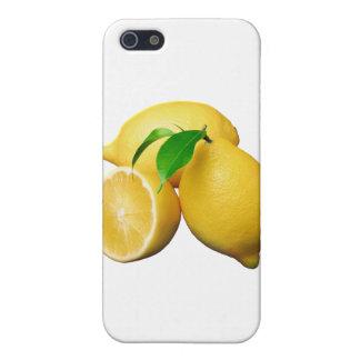 Limones iPhone 5 Funda