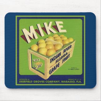 Limones Mousepad de Mike Tapete De Ratones