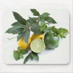 Limones para el uso en los E.E.U.U. solamente.) Alfombrilla De Ratón