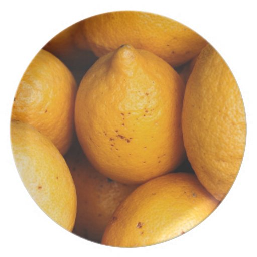 Limones Plato