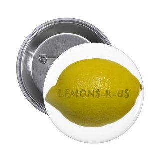 Limones R nosotros Pin