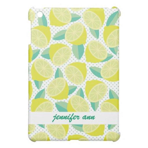 Limones retros listos para ser exprimido