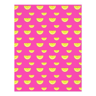 "Limones rosados folleto 8.5"" x 11"""