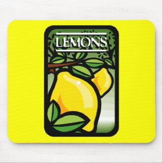 Limones Alfombrilla De Raton