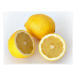 Limones Tarjetas Postales