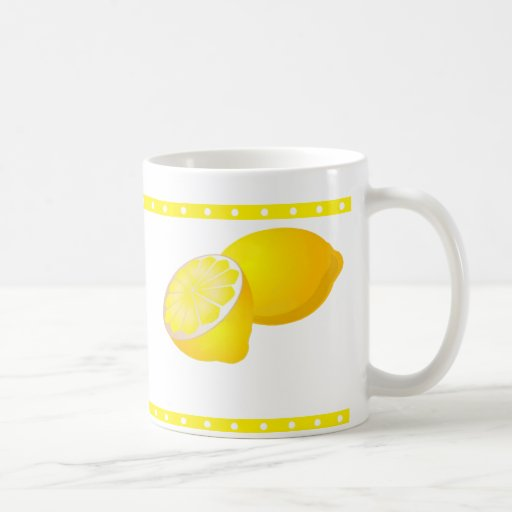 Limones Taza De Café