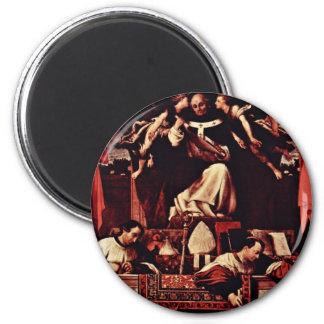 Limosnas del santo Antoninus, por la loteria Loren Imanes Para Frigoríficos
