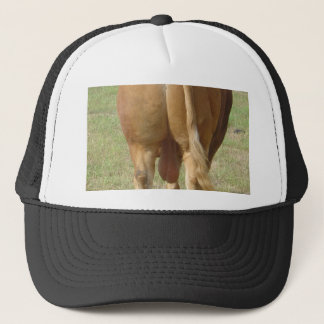 Limousin Bull Butt Trucker Hat