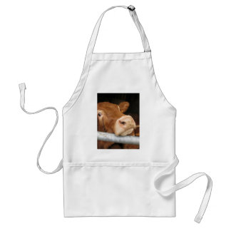 Limousin Cattle (Mad Cow) Adult Apron