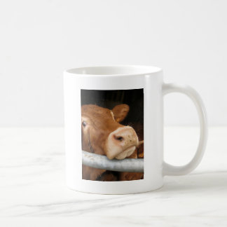 Limousin Cattle (Mad Cow) Coffee Mug