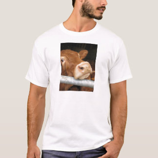 Limousin Cattle (Mad Cow) T-Shirt