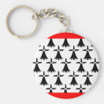 Limousin, France Keychain