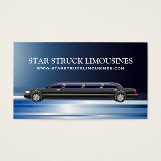 Limousine Business Cards
