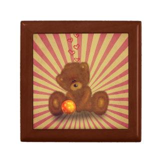 limp bear gift box