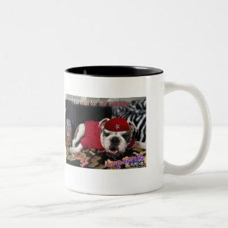 Limp Bisquit Two-Tone Coffee Mug