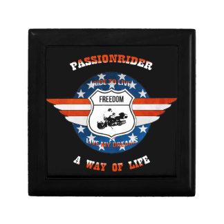Limp decorated PassionRider Gift Box