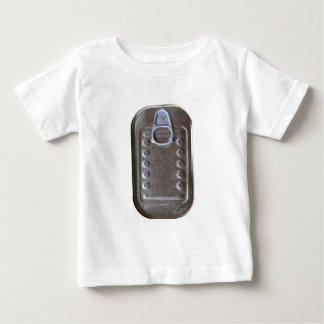 limp with sardines baby T-Shirt