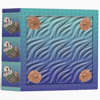 Limpet Shells With Sea Otter Binder