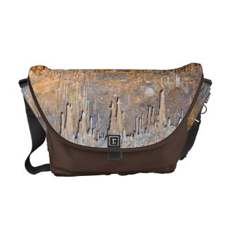 Limpid Underground Cave Pool Courier Bag