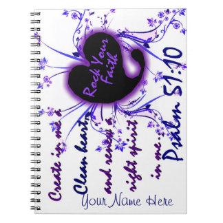 Limpie el cuaderno del corazón