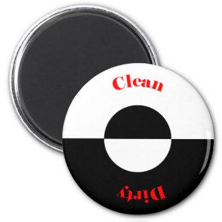 Limpie - el imán sucio del lavaplatos