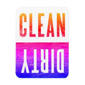 Limpie el lavaplatos sucio Ipanema del estilo de Imán Flexible