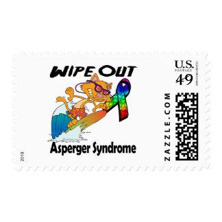 Limpie hacia fuera el síndrome de Asperger Franqueo