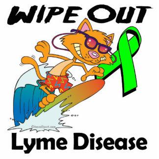 Limpie hacia fuera la enfermedad de Lyme Escultura Fotografica