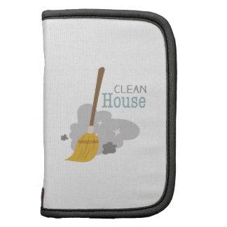 Limpie la casa planificador