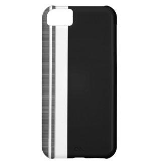 Limpie la frontera metálica de plata del borde carcasa para iPhone 5C