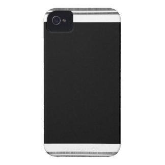 Limpie la frontera metálica de plata del borde iPhone 4 fundas